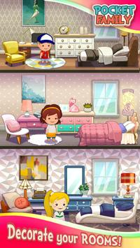 Pocket Family Dreams Play Build a Virtual Home2