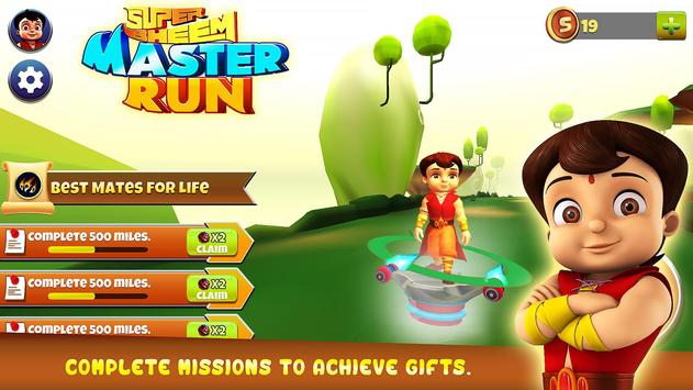 Super Bheem Master Run1