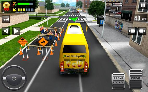 Ultimate Bus Driving 3D Driver Simulator 2019 5