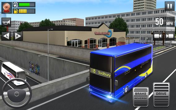 Ultimate Bus Driving 3D Driver Simulator 2019 7
