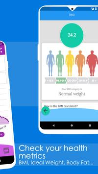 Weight Diary Weight Loss Tracker BMI Body Fat2