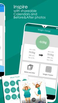 Weight Diary Weight Loss Tracker BMI Body Fat3