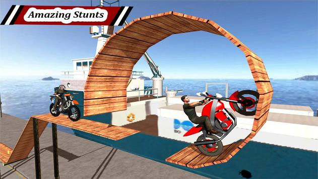 3D Racing on Bike Trial Xtreme 1