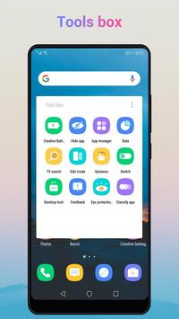 Creative Launcher Quick smart launcher theme5