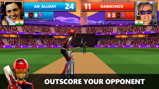 Stick Cricket Live2