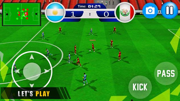 World Cup 2019 Soccer Games Real Football Games5