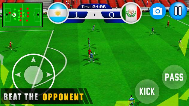 World Cup 2019 Soccer Games Real Football Games6