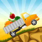 Happy Truck cool truck express racing game