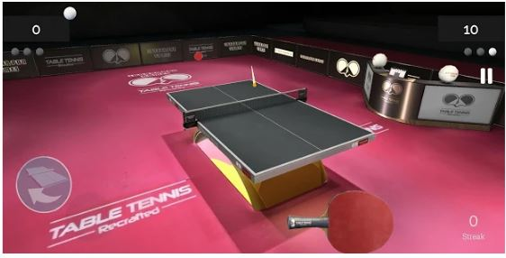 Table Tennis Recrafted Genesis Edition 2019 Early Access6