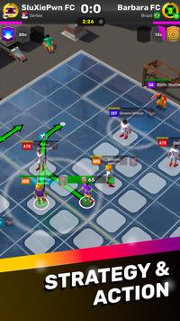 Football Tactics Arena Turn based Soccer Strategy1