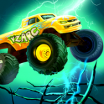 Mad-Truck2-physics-monster-truck-hit-zombie