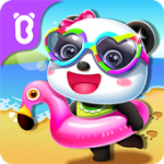 Baby-Panda-s-Summer-Vacation