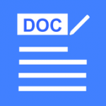 AndroDOC editor for Doc Word