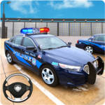 Police-Car-Parking-Mania-3D-Simulation