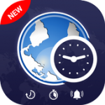 World-Clock -All-Country-Time-Alarm-Clock