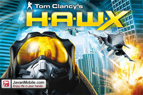 بازی Tom Clancy's H.A.W.X HD